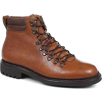 Jones Bootmaker Mens Goodyear Welted Leather Hiker Boot