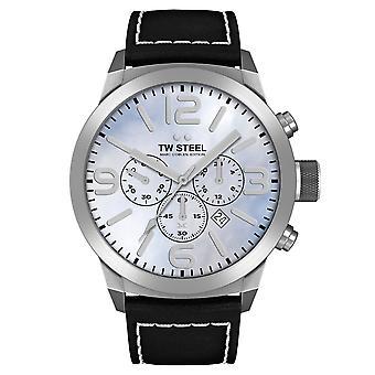 Tw Steel Twmc34 Mc edition chronograph watch 45mm