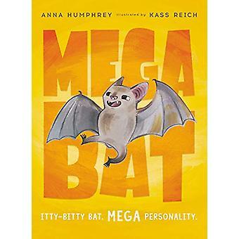 Megabat by Anna Humphrey - 9780735266957 Book