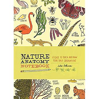 Nature Anatomy Notebook - A Place to Track and Draw Your Daily Observa