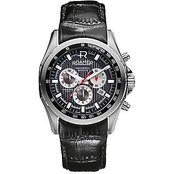 Roamer Rockshell Mark III Chrono 220837 Herrenuhr 41 55 02