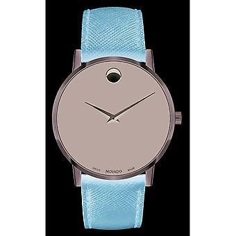 Movado - Wristwatch - Men - 0607198 - MUSEUM CLASSIC - Quartz Watch