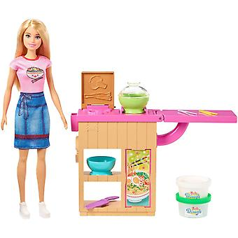 Barbie, You Can Be Anything - Noodle Bar