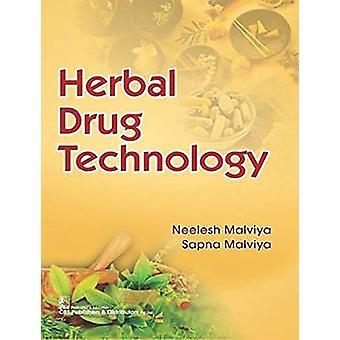 Herbal Drug Technology by Neelesh Malviya - 9789387964334 Book