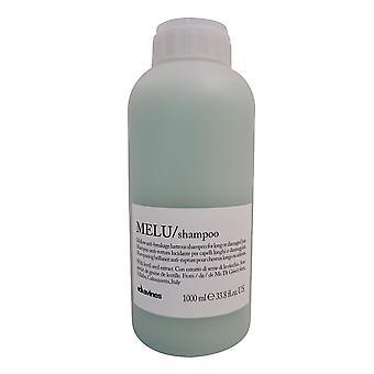 Davines Melu Mellow Anti-Breakage Lustrous Shampoo 33.8 oz