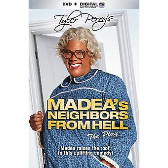 Tyler Perry's Madea's Neighbors From Hell [DVD] USA import