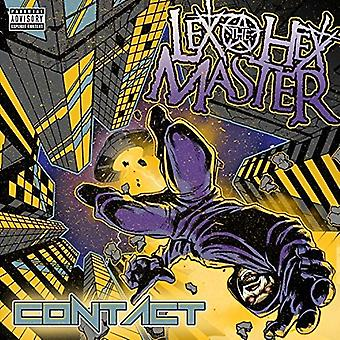 Lex the Hex Master - Contact [CD] USA import