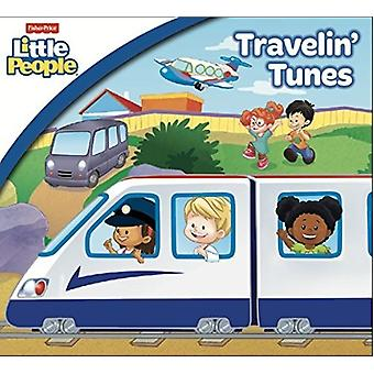 Fisher Price: Travelin' Tunes - Fisher Price: Travelin' Tunes [CD] USA import