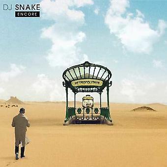 DJ Snake - Encore (Ed) [CD] USA import