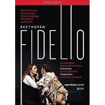 Handel, George Frideric - importation USA Fidelio [DVD]