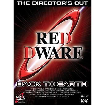 Rode dwerg - Red Dwarf: Terug naar de aarde - serie 9 [DVD] USA import