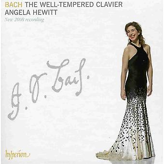 J.S. Bach - Bach: The Well-Tempered Clavier [2008 Recording] [CD] USA import
