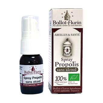 Organic Propolis Spray 15 ml