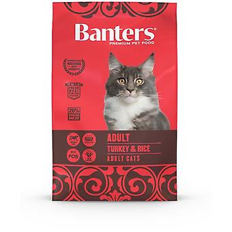 Banters Cat Adult Turkey (Cats , Cat Food , Dry Food)