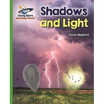 Reading Planet  Shadows and Light  Green Galaxy by Mugford & Simon