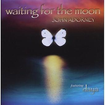 John Adorney - Waiting for the Moon [CD] USA import