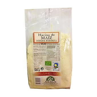 Wholemeal Corn Flour Eco 500 g