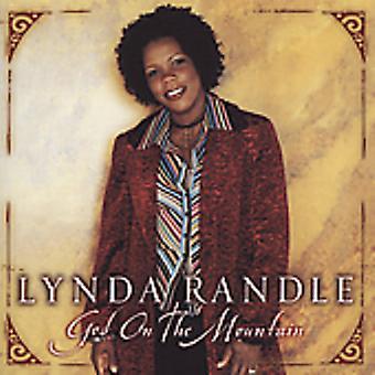 Lynda Randle - God on the Mountain [CD] USA import