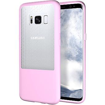 Trident Fusion Series Case for Galaxy S8 - Strawberry Pink