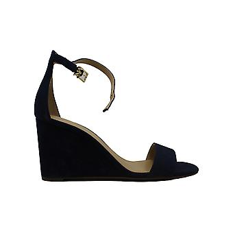 Michael Michael Kors Fiona Wedge Black 5