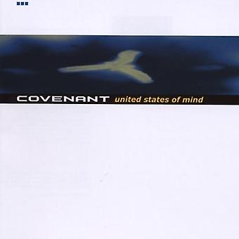 Covenant - United States of Mind [CD] USA import