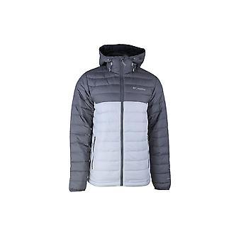 Columbia Powder Lite Hupullinen Takki 1693931043 universal talvi miesten takit