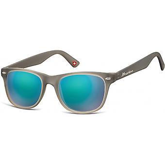Aurinkolasit Unisex Wanderer harmaa/sininen (MS10)