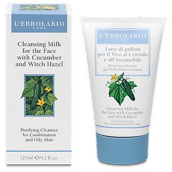 L'Erbolario Cleansing Milk for Mixed and Oily Skin