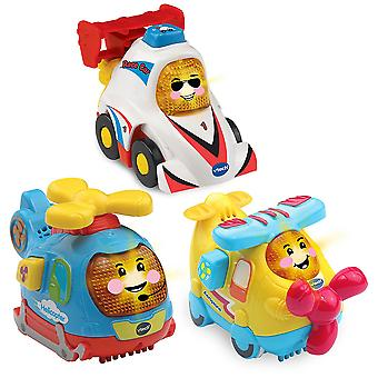 Vtech Toot-Toot Drivers 3 Car Pack Speedy Vehicles