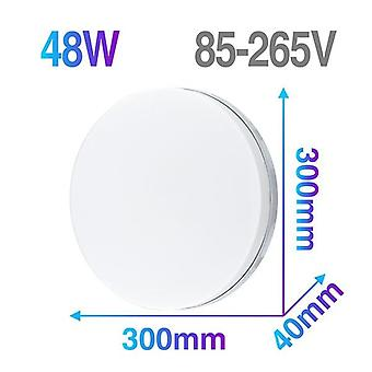 Led Panel Light Round Surface Mounted Ceiling Lamp Modern Ufo Down Light For Home