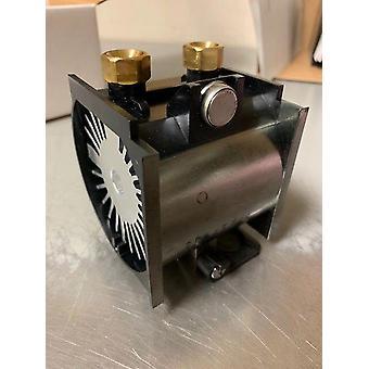 Xenon lampa černá plastová časovač, ne originální