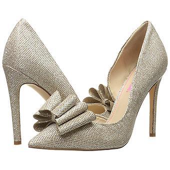 بيتسي جونسون المرأة & ق أحذية الأمير وأشار إلى الو - D - orsay مضخات