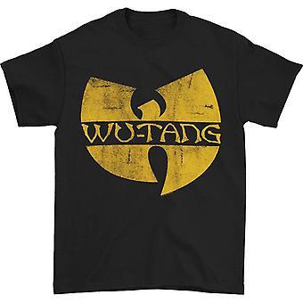 Wu Tang Clan Classic gelb Logo T-shirt