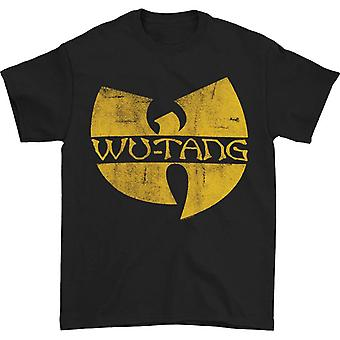 Wu Tang Clan Classic camiseta con logotipo amarillo