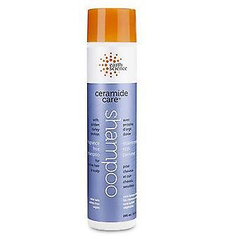 Earth Science Ceramide Care Fragrance Free Shampoo, 10 OZ