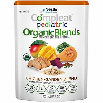 Nestle Healthcare Nutrition Pediatric Oral Supplement / Tube Feeding Formula, Chicken-Garden Flavor, 10.1 Oz