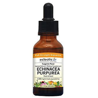 Eclectic Institute Inc Echinacea Purpurea, Mandarijn 1 Oz Alcohol gratis