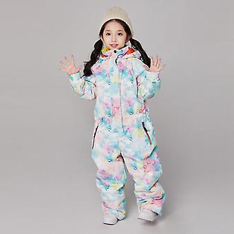 Searipe Kids Ski Suit, Brands Waterproof And Snow Set Pants- Winter Skiing And