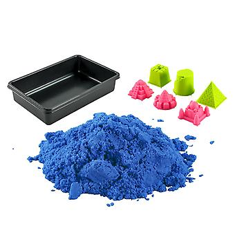 National Geographic, 900 g Kinetic Sand - Blue