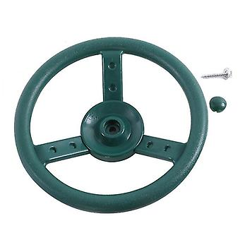 Children's Small Steering Wheel For Use On Swings And Playground(diameter: