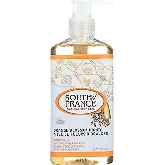 South of France Hand Wash Orange Blossom Honey