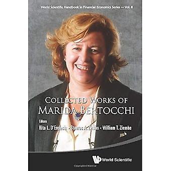 Collected Works Of Marida Bertocchi - World Scientific Handbook In Financial Economics Series