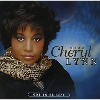 Cheryl Lynn - Got to Be Real: Best of [CD] USA import