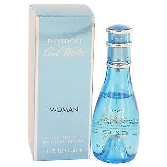 Koud Water Perfume door Davidoff 30ml EDT