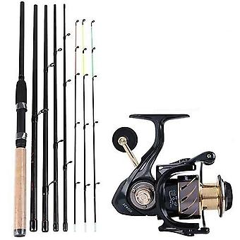 Carbon Rod Sets With 13+1bb Spinning Reel