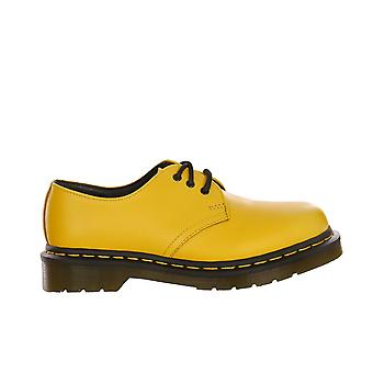 Dr Martens Yellow Smooth 24616700 universal all year men shoes