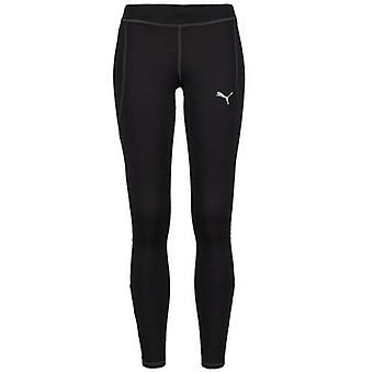 Puma Essential Womens Long Black Polyester Elastane Tights 510437 01 UA122
