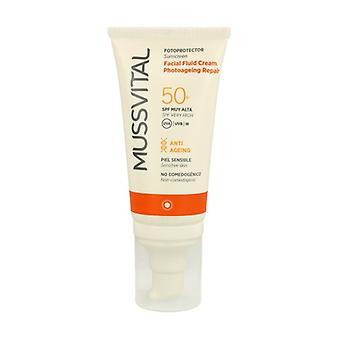 SPF 50+ Facial Fluid Cream Photoageing Repair 50 ml
