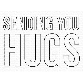 My Favorite Things Sending You Hugs Die-namics