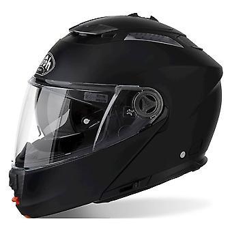 Airoh Hjelm Phantom S Flip - Farge Matt Svart